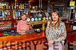 Siobhan (right) and Han Linehan from Linehan's bar Killarney
