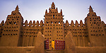Great Mosque of Djenne, Mali<br />