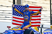 Verizon IndyCar Series<br /> Indianapolis 500 Qualifying<br /> Indianapolis Motor Speedway, Indianapolis, IN USA<br /> Monday 22 May 2017<br /> Alexander Rossi, Andretti Herta Autosport with Curb-Agajanian Honda<br /> World Copyright: Phillip Abbott<br /> LAT Images<br /> ref: Digital Image abbott_indyQ_0517_21478