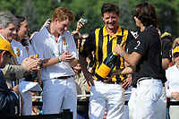 NEW YORK - MAY 30:  Prince Harry  attends the 2009 Veuve Clicquot Manhattan Polo Classic on Governor's Island on May 30, 2009 in New York City.<br /> <br /> People:  Prince Harry