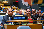 General Assembly Seventy-fourth session, 7th plenary meeting<br /> <br /> <br /> His Excellency David Panuelo, President and Head of Government, Federated States of<br /> Micronesia