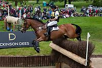 AUS-Sam Griffiths (PAULANK BROCKAGH) 2012 GBR-Equi-Trek Bramham International Horse Trial - Saturday CCI***-XC: INTERIM-3RD (Sam is also lying 4TH overnight on HAPPY TIMES - sorry, I was at the CIC*** SJ catching the AUS-Stars)