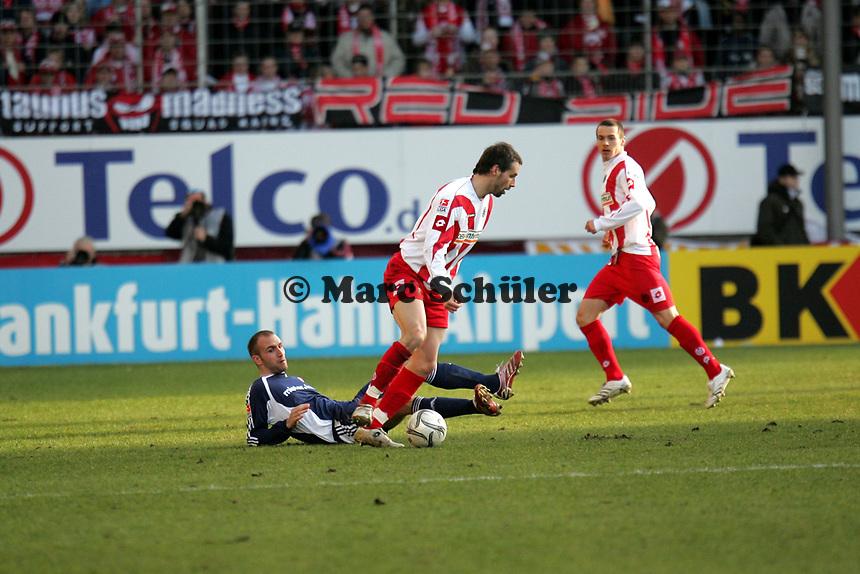 Marco Rose (FSV Mainz 05) setzt sich durch