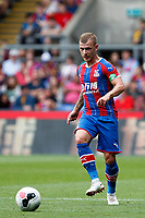 Max Meyer of Crystal Palace during the pre season friendly match between Crystal Palace and Hertha BSC at Selhurst Park, London, England on 3 August 2019. Photo by Carlton Myrie / PRiME Media Images.