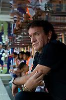 SÃO PAULO, SP, 10.08.2019: SPFC-SANTOS - Cuca (técnico) do São Paulo. Partida entre São Paulo e Santos, 14ª rodada do Campeonato Brasileiro 2019 - Morumbi, neste sábado (10). (Foto: Maycon Soldan/Código19)