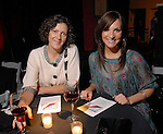 Tracy Smith and Heather Rogers at the ASID Awards at Warehouse Live Sunday Oct. 26, 2008. (Dave Rossman/For the Chronicle)