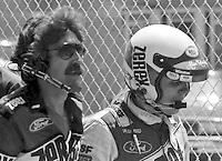 Alan Kulwicki Pepsi Firecracker 400 Daytona International Speedway Daytona Beach FL July 1987 (Photo by Brian Cleary/www.bcpix.com)