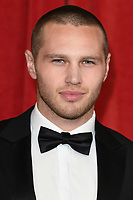 Danny Walters<br /> arriving for The British Soap Awards 2019 at the Lowry Theatre, Manchester<br /> <br /> ©Ash Knotek  D3505  01/06/2019