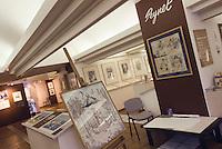 France/06/Alpes Maritimes/ Antibes: le Musée Peynet [Non destiné à un usage publicitaire - Not intended for an advertising use]
