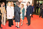 "Queen Sofia receives the Excellent Prize of Spain on the occasion of the VIII International Congress of Excellence ""The Digital Economy, Markets and Opportunities"" in Madrid, April 25,2016. (ALTERPHOTOS/Borja B.Hojas)"