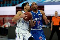 18-05-2021: Basketbal: Donar Groningen v Heroes Den Bosch: Groningen, Donar speler Leon Williams met /db24/