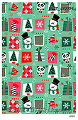 GIFT WRAPS, GESCHENKPAPIER, PAPEL DE REGALO, Christmas Santa, Snowman, Weihnachtsmänner, Schneemänner, Papá Noel, muñecos de nieve, paintings+++++,USGTJF3794,#gp#,#x# ,Lamont