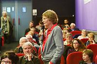 Séance du film « Thomas Pequet, envoyé spatial »,<br /> Dr Nelly M. Mognard, chercheur émérite au CNES et <br /> Laboratoire d'Etudes en Géophysique et Óceanographie Spatiales à Toulouse, France