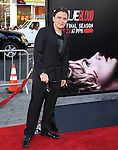 Prince Jackson attends The Los Angeles Premiere for the seventh and final season of HBO's series TRUE BLOOD held at The TCL Chinese Theater in Hollywood, California on June 17,2014                                                                               © 2014 Hollywood Press Agency