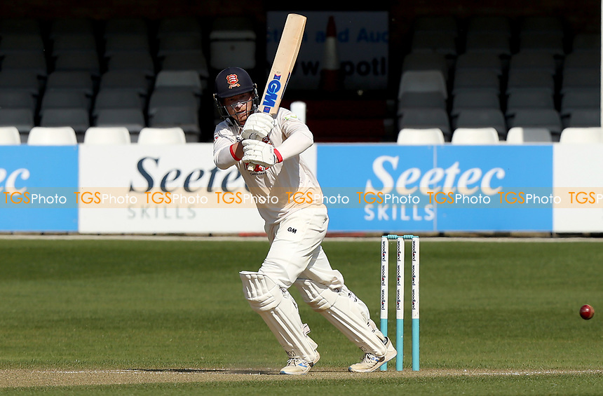 Tom Westley of Essex in batting action during Essex CCC vs Kent CCC, Friendly Match Cricket at The Cloudfm County Ground on 30th March 2021