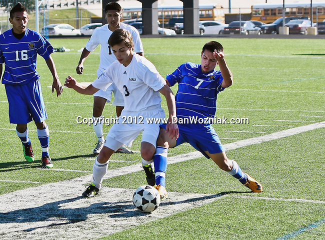 Martin Invitational-boys soccer Tournament