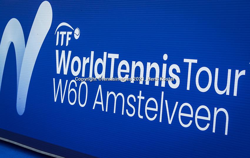 Amstelveen, Netherlands, 5  Juli, 2021, National Tennis Center, NTC, AmstelveenWomans Open, <br /> <br /> Photo: Henk Koster/tennisimages.com