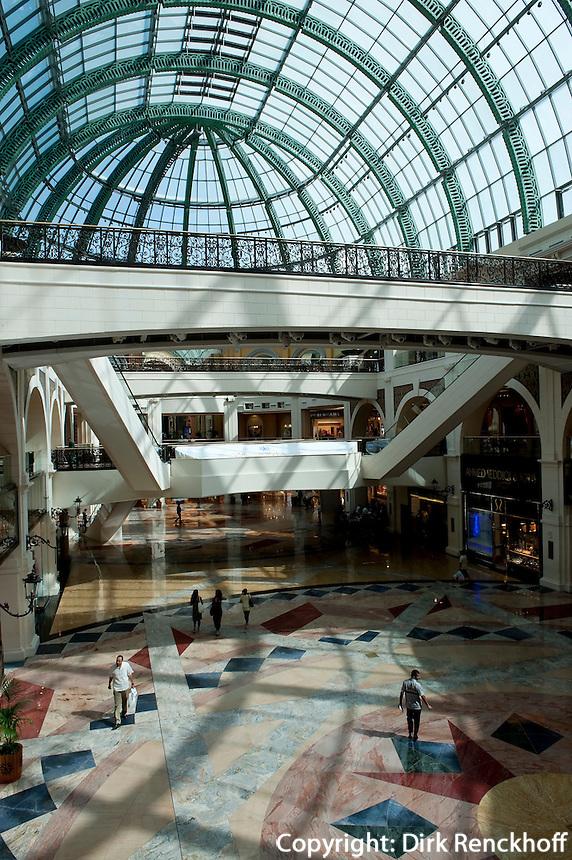 Vereinigte arabische Emirate (VAE), Dubai, Einkaufszentrum The Mall of the Emirates