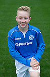 St Johnstone FC Academy U14's<br /> David McCrory<br /> Picture by Graeme Hart.<br /> Copyright Perthshire Picture Agency<br /> Tel: 01738 623350  Mobile: 07990 594431