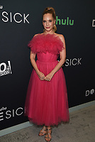 """NEW YORK CITY - OCTOBER 4: Caitlin Mehner attends the red carpet premiere of Hulu's """"DOPESICK"""" at the Museum of Modern Art on October 4, 2021 in New York City. . (Photo by Frank Micelotta/Hulu/PictureGroup)"""