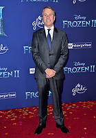 """LOS ANGELES, USA. November 08, 2019: Clark Spencer at the world premiere for Disney's """"Frozen 2"""" at the Dolby Theatre.<br /> Picture: Paul Smith/Featureflash"""