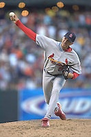 Julian Tavarez. St. Louis Cardinals vs San Francisco Giants. San Francisco, CA 7/10/2005 MANDATORY CREDIT: Brad Mangin