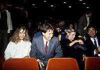 Pierre Brousseau au FFM 1985<br /> <br /> PHOTO :  Agence Quebec Presse