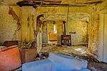 Beautiful abandoned home Nebraska