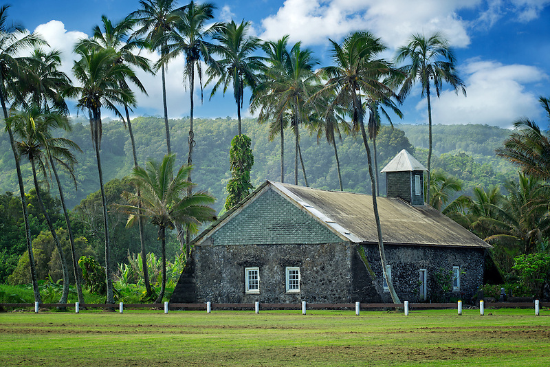 Keanae Congregational Church, Maui Hawaii