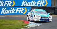 29th August 2020; Knockhill Racing Circuit, Fife, Scotland; Kwik Fit British Touring Car Championship, Knockhill, Qualifying Day; Ashley Sutton in action during qualifying