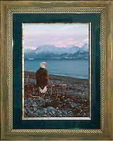 """Image Size:  14"""" x 20""""<br /> Finished Frame Dimensions:   24"""" x 30""""<br /> Quantity Available: 1"""