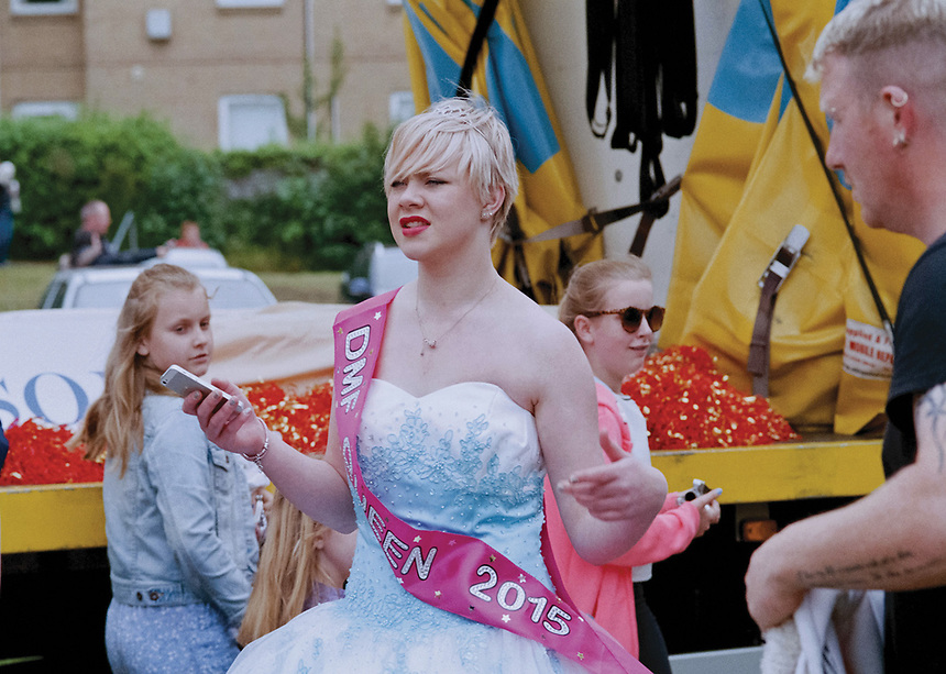 Queen of Downham Market; Khloe Evans.; What do you believe happens to us after we die?