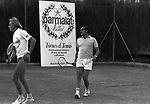 VITTORIO GASSMAN - TORNEO TENNIS PARMALAT ROMA 1977