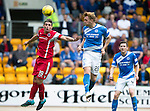 St Johnstone v Stirling Albion…30.07.16  McDiarmid Park. Betfred Cup<br />Liam Craig makes it 3-0<br />Picture by Graeme Hart.<br />Copyright Perthshire Picture Agency<br />Tel: 01738 623350  Mobile: 07990 594431