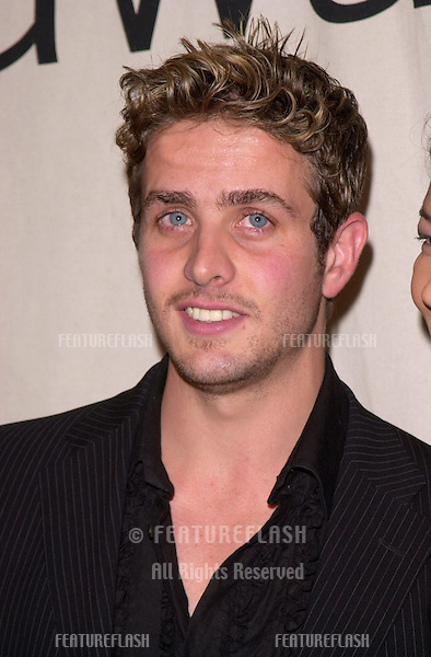 New Kid on the Block JOEY McINTIRE at the VH1/Vogue Fashion Awards in New York..20OCT2000. © Paul Smith / Featureflash