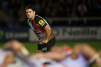 Ben Botica of Harlequins 'A' during the Aviva Premiership A League Final between Harlequins A and Saracens Storm at the Twickenham Stoop on Monday 17th December 2012 (Photo by Rob Munro)