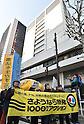 Sayonara Nukes Protest in Tokyo