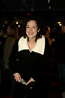 Helene Bourgeois-Leclerc<br /> attend the Cirque du Soleil - DELIRIEM premiere  in Montreal , February 26, 2006<br /> photo : (c) by JP Proulx - Images Distribution