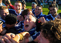 150809 College Rugby - Wellington Schools Final