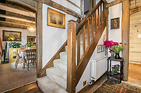 BNPS.co.uk (01202 558833)<br /> Pic: Winkworth/BNPS<br /> <br /> Former haunt of stars from the silver screen is up for sale in Sussex.<br /> <br /> A Tudor-style property that was once an exclusive hotel that attracted the great and the good from Hollywood has gone on the market for £650,000.<br /> <br /> The three bed house used to be part of the Tudor Close Hotel in the Sussex village of Rottingdean.<br /> <br /> It's quintessentially English appearance lured the likes of Cary Grant and Bette Davis away from the bright lights of London to stay.<br /> <br /> Although the property looks like it dates back to the time of Henry VIII, it was actually built in 1929.