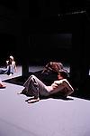 INSIDE....Choregraphie : RUSSO Edmond TUIZER Shlomi..Mise en scene : RUSSO Edmond TUIZER Shlomi..Compositeur : CERA Andrea..Decor : RUSSO Edmond TUIZER Shlomi..Lumiere : HALLOY Laurence..Costumes : BERTAUT Alexandra..Avec :..BERTET Romain..CHOLET Melanie..DI BIANCO Aurore..RUSSO Edmond..TUIZER Shlomi..Lieu : Centre National de la danse..Ville : Pantin..Le : 11 05 2009..© Laurent PAILLIER / photosdedanse.com..All rights reserved