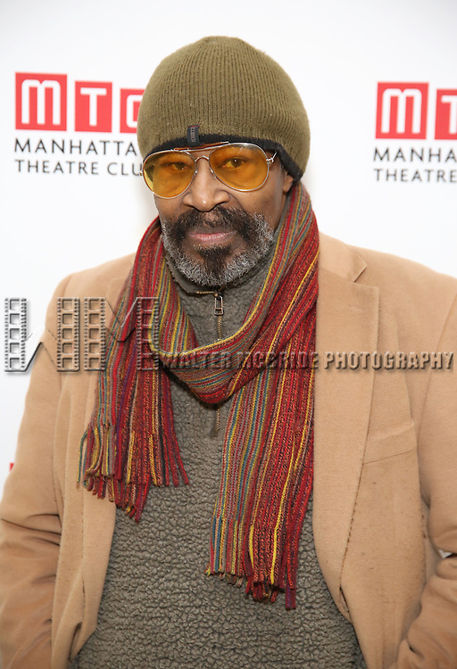 Anthony Chisholm attends the the cast photo call for the MTC production of 'Jitney' at the MTC Rehearsal Studios on November 29, 2016 in New York City