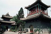 China, Peking, islamisches Viertel, Niu Jie-Moschee