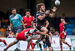 French Pyrenees vs Shandong during the 2015 GFI HKFC Tens at the Hong Kong Football Club on 25 March 2015 in Hong Kong, China. Photo by Xaume Olleros / Power Sport Images