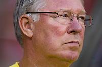 Sir Alex Ferguson. Manchester United defeated Philadelphia Union, 1-0.