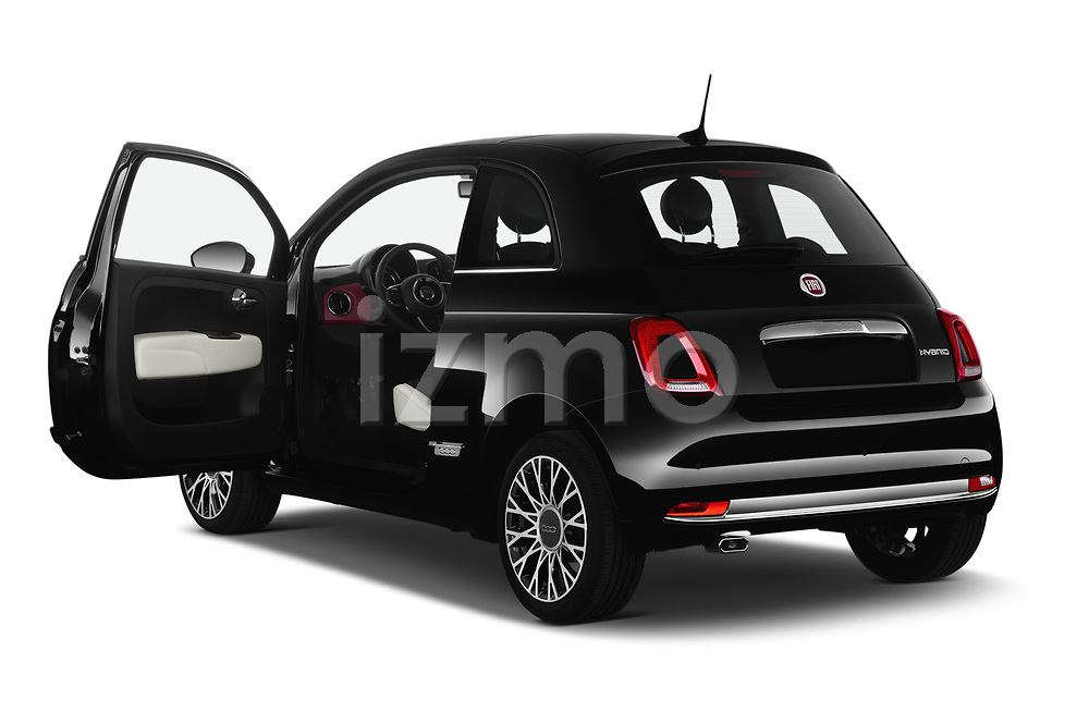 Car images of 2020 Fiat 500 S8-Star 3 Door Hatchback Doors