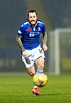 St Johnstone v Kilmarnock…06.11.20   McDiarmid Park SPFL<br />Stevie May<br />Picture by Graeme Hart.<br />Copyright Perthshire Picture Agency<br />Tel: 01738 623350  Mobile: 07990 594431