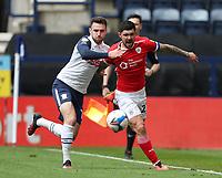 1st May 2021; Deepdale Stadium, Preston, Lancashire, England; English Football League Championship Football, Preston North End versus Barnsley;