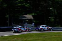 #77: Bryan Herta Autosport w/ Curb-Agajanian Hyundai Veloster N TCR, TCR: Michael Lewis, Taylor Hagler, #33: Bryan Herta Autosport w/ Curb-Agajanian Hyundai Elantra N TCR, TCR: Mark Wilkins, Harry Gottsacker