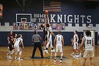 Varsity Boys Basketball 1/15/19